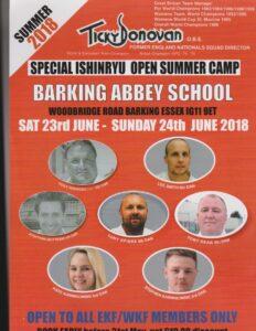 2018 Summer Course Flyer