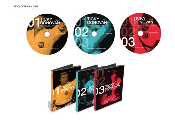 Ishinryu DVDs
