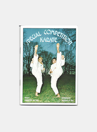 Special Competition Karate Book