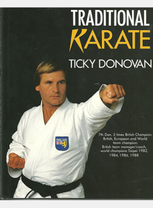 Traditional Karate Book