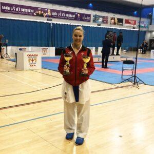 Kate Kawacinski - 2019 English National Championships